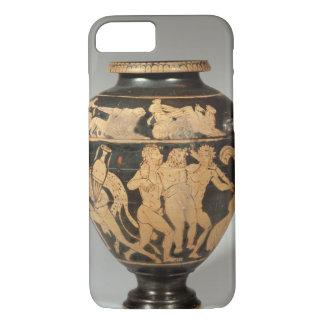 Stamnos, Dionysiac scene, Etruscan red-figured per iPhone 7 Case