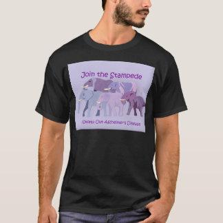 Stamp Out Alzheimer's T-Shirt