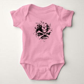 Stamped Bones Baby Bodysuit