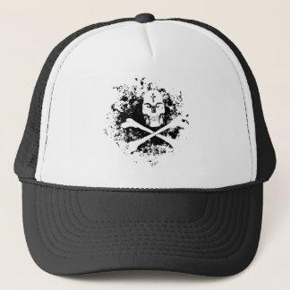 Stamped Bones Trucker Hat
