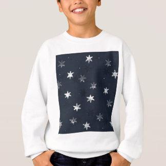 Stamped Star Sweatshirt