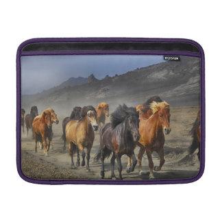 Stampeding Horses Sleeve For MacBook Air