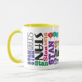 Stan Coffee Mug