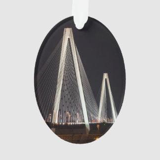 Stan Musial Veterans Bridge Ornament