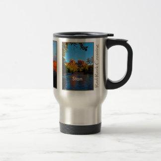 Stan on Red Rock Crossing Mug