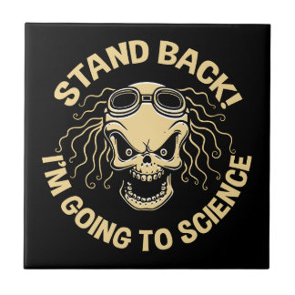 Stand Back! Science Tiles