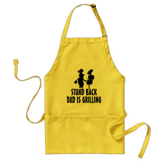 Stand Back Standard Apron