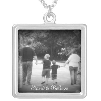 Stand & Believe Necklace