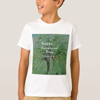 Stand Firm Courageous and Strong T-Shirt