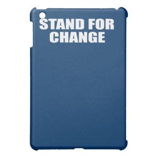 STAND FOR CHANGE iPad MINI COVERS