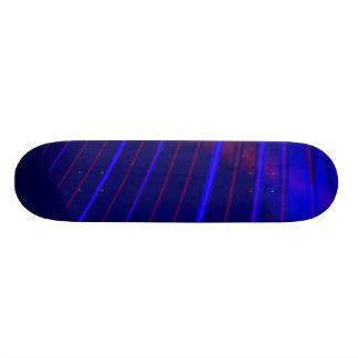 """""""Stand for Freedom"""" Fractal Art Skateboard"""