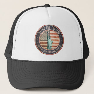 Stand For The Flag Trucker Hat