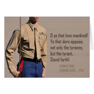 Stand Forth Card