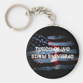 Stand Indivisible Keychain
