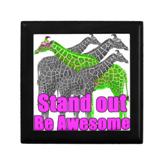 Stand out and be Awesome Gift Box