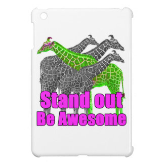 Stand out and be Awesome iPad Mini Case
