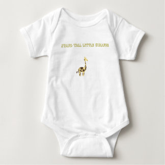 Stand Tall baby Baby Bodysuit