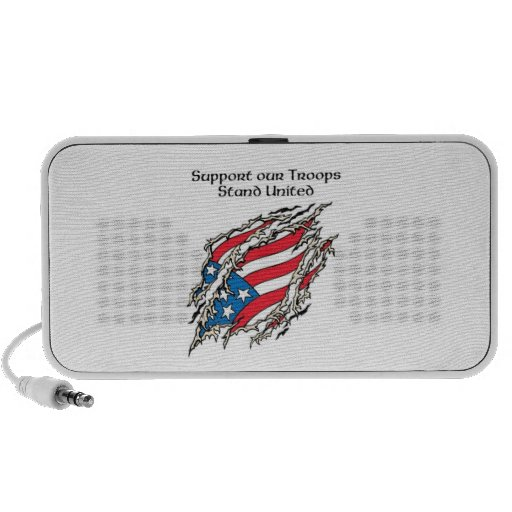 Stand United Mp3 Speakers