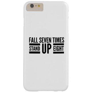 Stand up barely there iPhone 6 plus case