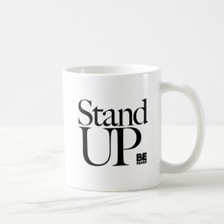 Stand Up, Be Heard Coffee Mug