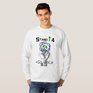 Stand Up For Science March Protest Mens Shirt