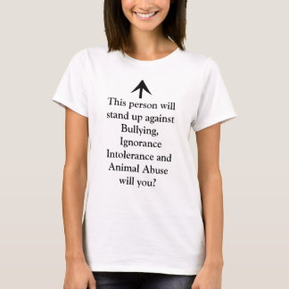 Stand up for T-Shirt