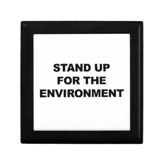 STAND UP FOR THE ENVIRONMENT GIFT BOX