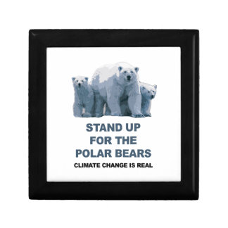 Stand Up for the Polar Bears Gift Box