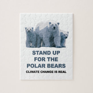 Stand Up for the Polar Bears Puzzle