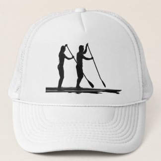Stand Up Inflatable Trucker Hat