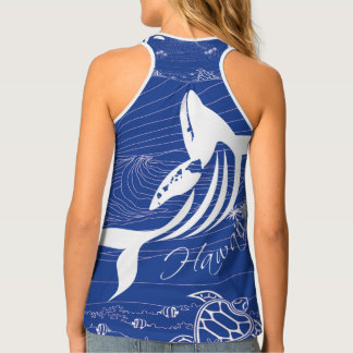 Stand up paddle in Hawaii Tank Top