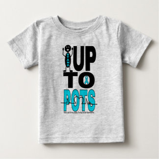 Stand Up To POTS Baby T-Shirt