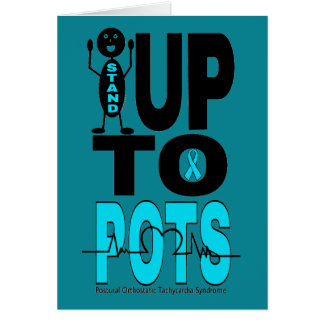 Stand Up To POTS Card