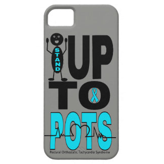 Stand Up To POTS iPhone 5 Case