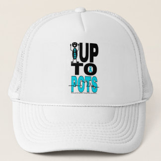 Stand Up To POTS Trucker Hat