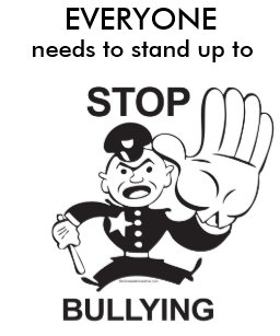 Stop Bullying Posters Prints Poster Printing Zazzle Ca