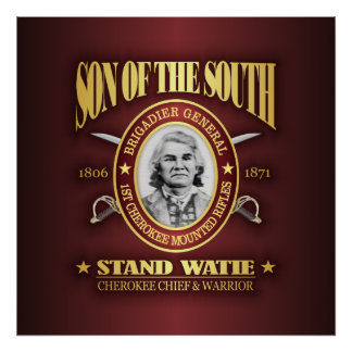 Stand Watie (SOTS2) Poster