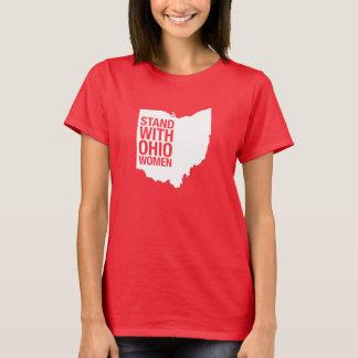 Stand with Ohio Women-Women's tee