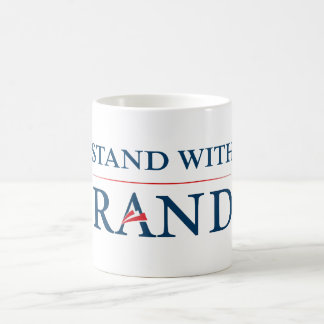 Stand With Rand Coffee Mug