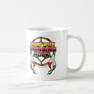 Stand With Standing Rock Water is Life Coffee Mug