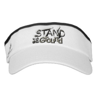 STAND YOUR GROUND VISOR
