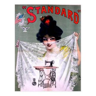 Standard-1895 Postcard