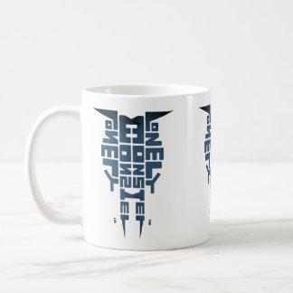 Standard 325 ml White Mug with Fog Totem logo