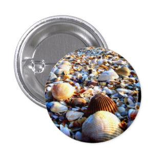 Standard: 3.2cm round Chapa conchítas of sea 1 Inch Round Button