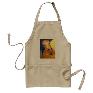 standard apron, Jesus Standard Apron
