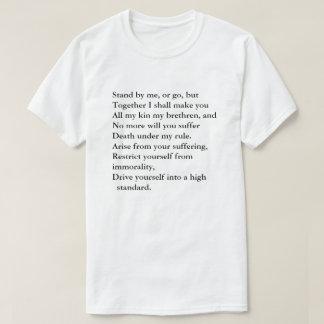 """""""Standard"""" by Jesse Cochran Tshirt"""