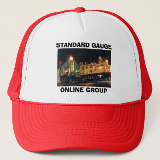 Standard gauge Discussion Group Baseball Cap