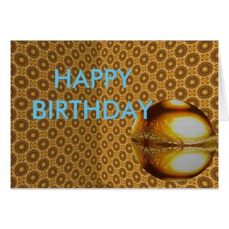 Standard HAPPY BIRTHDAY CARD