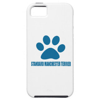 STANDARD MANCHESTER TERRIER DOG DESIGNS iPhone 5 CASE