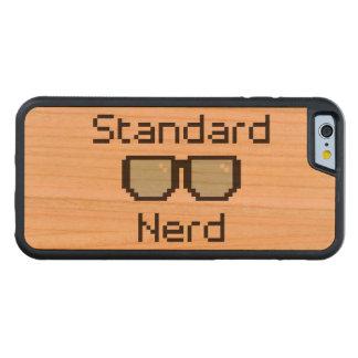 Standard Nerd Cherry iPhone 6 Bumper Case